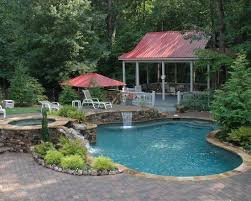 Backyard Pool Ideas by 221 Best Pool Scapes Images On Pinterest Backyard Ideas Garden