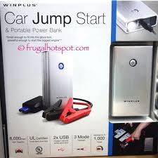 winplus led utility light with motion sensor winplus car jump start portable power bank costco frugalhotspot