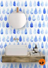 self adhesive wallpaper blue removable wallpaper peel and stick wallpaper self adhesive
