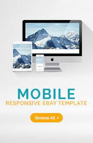 ebay seller template html ebay listing template best ebay shop