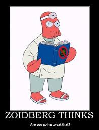 Dr Zoidberg Meme - zoidberg thinks