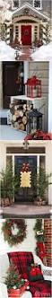 Outdoor Christmas Decor Pinterest - christmas decorating front porch ideas outdoor wood christmas
