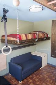 Trampoline Hanging Bed by On Clouds With 13 Marvelous Diy Hanging Beds