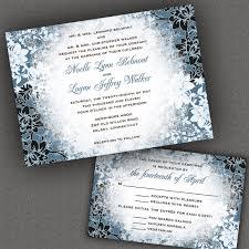 winter themed wedding invitations 5 winter wedding ideas from etsy