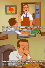 King Of The Hill Meme - 24 times king of the hill dropped some serious wisdom smosh