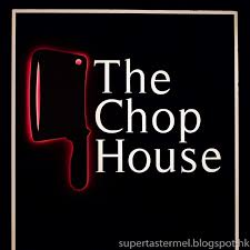 bureau cassiop馥 supertaster mel hong kong the chop house