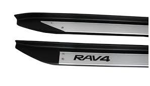 pedane rav4 pedane laterali abs e alluminio toyota rav4 09 12 tuner planet