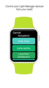 apple watch green light watch iot on the app store