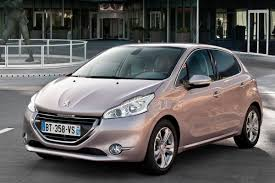 peugeot 208 2015 peugeot 208 allure 1 2 puretech 110 manual 2014 2015 110 hp