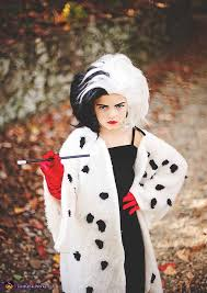 Infant Dalmatian Halloween Costume 25 Cruella Deville Costume Ideas Cruella