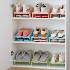 shoe organizer double layer shoe organizer style degree