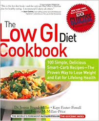 the low gi diet cookbook 100 simple delicious smart carb recipes