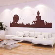 Wohnzimmer Raumteiler Moderne Häuser Mit Gemütlicher Innenarchitektur Kleines Buddha