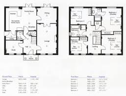 simple 5 bedroom home plans