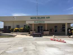 destination placencia belize maya island air please