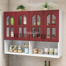 wall hung kitchen cabinets kitchen wall cabinet bathroom kitchen furniture hanging cabinet 4 door combination add bottom cabinet wall hung cabinet
