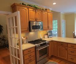 stupendous kitchen paint colors plus oak cabinets also oak