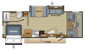Floor Plans And Prices 2018 Greyhawk Class C Motorhome Floorplans U0026 Prices Jayco Inc