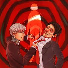 Persona 4 Kink Meme - chapter 24 by safelybeds on deviantart