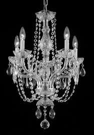 Swarovski Crystals Chandelier Murano Venetian Style Trimmed Chandelier Chandeliers Crystal