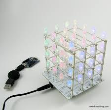 carlitos u0027 project rgb led mood cube robotshop blog