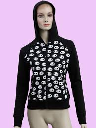 black nightmare before hoodie size xl sweaters hoodies