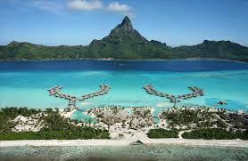 overwater bungalows the unmade bed overwater tahiti honeymoon
