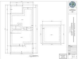 Foundation Floor Plan by Ac Addi 8 Ehs Architecture