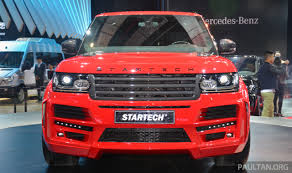 land rover truck 2015 startech introduces range rover based pick up truck image 331840