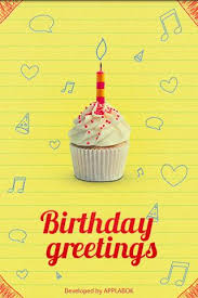 happy birthday text greetings android apps on play