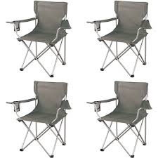 Coleman Oversized Quad Chair With Cooler Fishing Camping Chair Outdoor Furniture Heavy Duty Folding