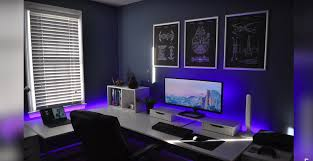 подсветка random room pinterest gaming setup pc setup and