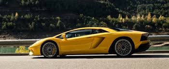lamborghini aventador features the updated lamborghini aventador s coupe has arrived