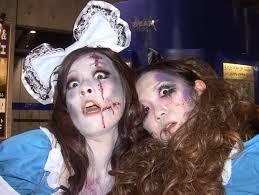 zombie jesus halloween costume zombies samurai dave the roving ronin report