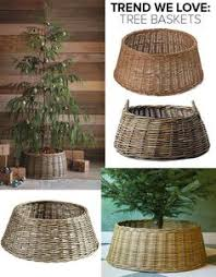 tree baskets alternative tree stands