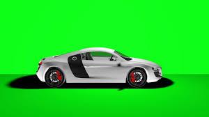 Audi R8 Green - green screen audi r8 youtube