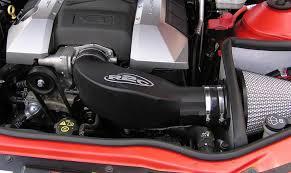 2011 camaro ss hp camaro ss performance cold air intake brushed or black heat