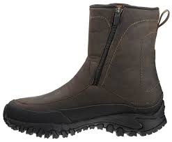 merrell s winter boots sale merrell shiver brown pull on waterproof winter boots j39573