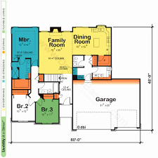 1 story house plans 48 unique gallery of one story floor plans house floor plans