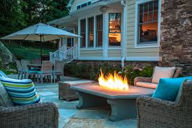 Patio Furniture Sets With Fire Pit by Magnificent Patio Home Exterior Furniture Design Display