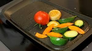 cuisiner avec la plancha comment cuire des légumes à la plancha