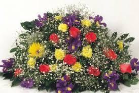 how to make a casket spray how to make sprays of flowers for a casket home guides sf gate