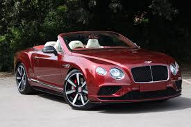 red bentley convertible harwoods group on twitter