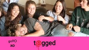 t gged cast q u0026a behind the scenes of t gged go90 xo youtube