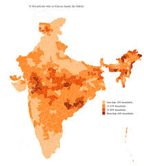 North India Map by Is South India Really Richer This Is Ashok