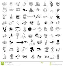 halloween vector elements royalty free stock photo image 10712845