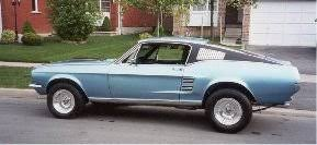 mustang fastback roof 67 ford mustang fastback w vinyl top factory option or
