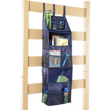 Bunk Bed Storage Pockets Summer C Must Haves Bunk Bed Container Store And