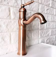 robinet cuisine cuivre antique cuivre bec robinet de cuisine mitigeur froide et eau