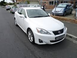 white lexus is 250 2012 robbie tripp motors used mercedes benz car dealer cape town is is